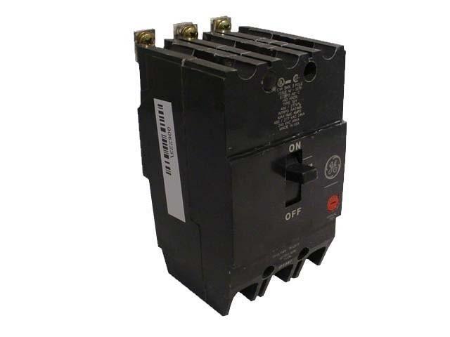 GE TEY360 U 60A 480V 3P USED